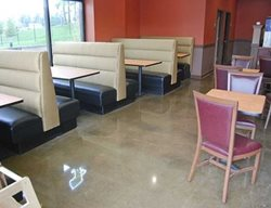 Restaurant, Polished, Concrete Polished Concrete Diamond Polishing Systems Puyallup, WA