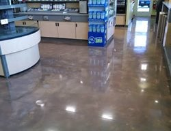 Store Flooring, Polished Concrete Polished Concrete Concrete FX Boston, MA