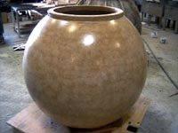 Bowl, Planter Site Buddy Rhodes Concrete Products SF, CA