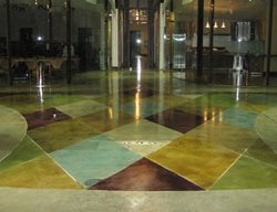 Stained Concrete Floor, Stained Concrete, Concrete Staining Stained Concrete Demmert & Associates Glendale, CA