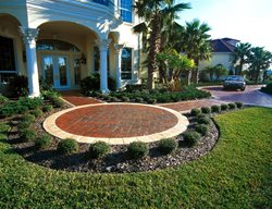 Brick, Boardered Stamped Concrete Superstone Inc Opa-Locka, FL
