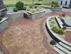 Canyon Ski & Racquet #16 Stamped Concrete Innovative Masonry And Hardscapes Cicero, NY