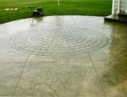 Stamped Concrete Evolution Concrete Newton Falls, OH