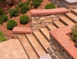 Concrete, Concrete Stairs, Concrete Steps, Stairs, Steps, Decorative Concrete  Steps and Stairs Sauder Bros Concrete Inc Manheim, PA