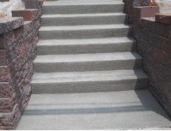 Concrete, Concrete Stairs, Stairs, Concrete Steps, Steps Steps and Stairs Chattanooga Concrete Co. Chattanooga, TN