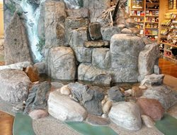 Boulders, Stream Water Features Colorado Hardscapes Denver, CO
