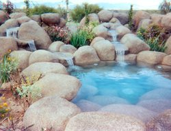 Fountain, Pond Water Features JPJ Technologies Amity, OR