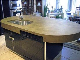 Concrete Countertops Trueform Concrete Wharton, NJ