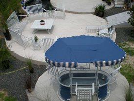 Concrete Patios Hilton Concrete LLC Belford, NJ