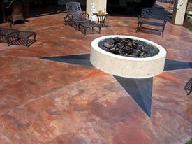 Raised, Star Outdoor Fire Pits Michael Rogers Studios Salem, OR