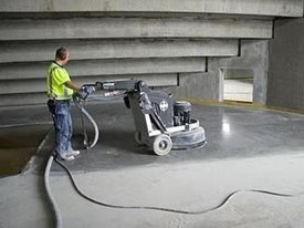 How To Polish Concrete The Concrete Network