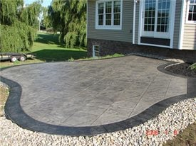 Site J&H Decorative Concrete LLC Uniontown, OH