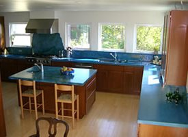 smooth countertop site absolute concreteworks port townsend wa - Colored Concrete Countertops