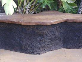 Stamped Concrete RockMolds.com Makawao, Maui, HI