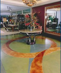 Marble Floor Site ConcreteNetwork.com
