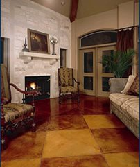 Marble Floor2 Site ConcreteNetwork.com ,