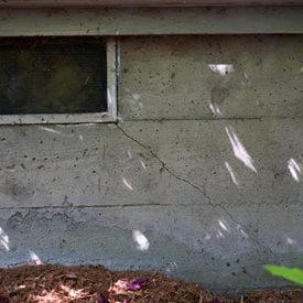 Foundation Cracks Site Ram Jack Systems Distribution, LLC ,