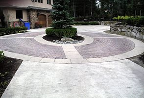 Concrete Driveways Narrows Construction Gig Harbor, WA