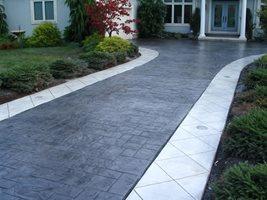 Concrete Driveways Hudecek Cement Inc North Royalton, OH