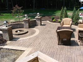 ideas for a concrete patio concrete design ideas love colorspattern stamped concrete patio munoz concrete design