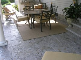 Concrete Patios Ramsey's Concrete Service Carterville, IL