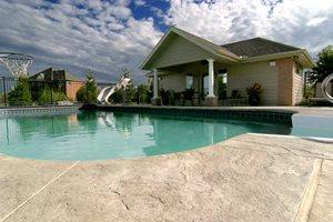 Concrete Pool Decks Aupperle & Sons, Inc Morton, IL