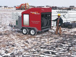 Site ground-heaters Ground Heaters Inc.