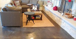 Flooring, Overlay Concrete Floors Concrete Craft of Orlando Orange County, FL