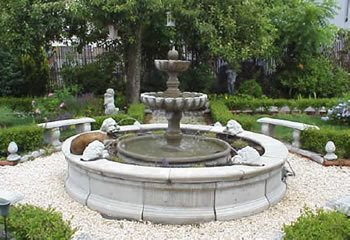 Concrete Statuary Concrete Statues Fountains Planters Ponds