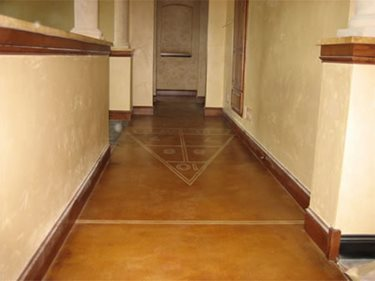 Basement2 Concrete Walkways ConcreteNetwork.com ,