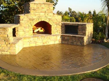 Concrete Walkways Staintec Rancho Cucamonga, CA