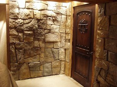 Vertical Stamped Concrete, Concrete Door Concrete Walkways VerticalArtisans.com Hickory Hills, IL