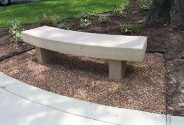 Outdoor Concrete Furniture The Concrete Network