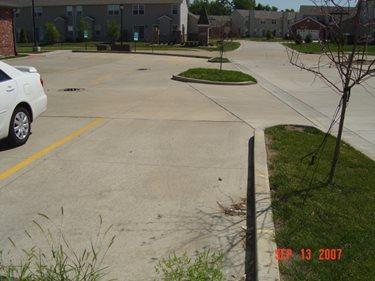 Site A & E Concrete