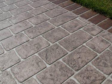 Concrete Stencil Material Paper Or Plastic The