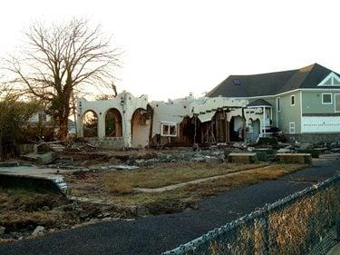 Concrete Home Survives Sandy Site Concrete Homes Magazine Austin, TX