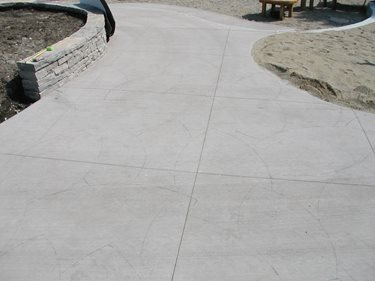 Concrete Leaf Stencils Site