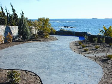 Site Distinctive Concrete of New England Rowley, MA