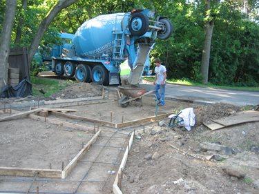 Driveway Site Allstate Decorative Concrete Cokato, MN
