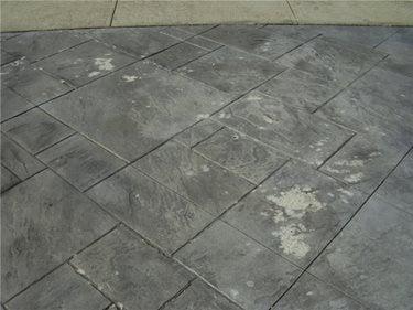 Site Endura Stamped Concrete