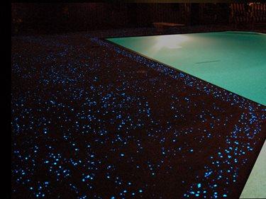 Glow In The Dark Concrete Aggregates The Concrete Network