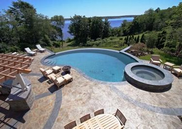 Infinity, Copping Site New England Hardscapes Inc Acton, MA