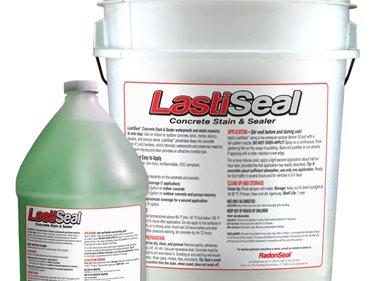 Lastiseal, Concrete Stain And Sealer Site RadonSeal Concrete Care Shelton, CT