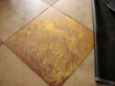 Mustard Floor Site ConcreteNetwork.com