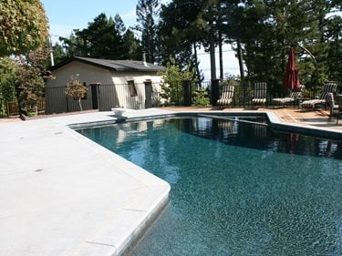 Pool Deck Site Ambient Glow Technology Pickering, ON