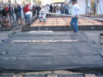 Cold Weather Concrete Placement How To Protect And Cure