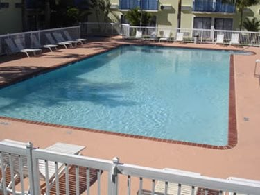 Resurfaced Hotel Pool Deck, Puerto Rico Site Decorative Concrete Innovation Puerto Rico,