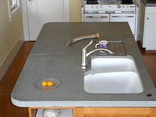 Concrete Countertops Buddy Rhodes Concrete Products SF, CA