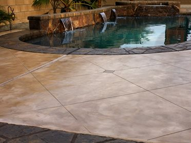 Concrete Pool Decks Designer Concrete Restoration Indio, CA