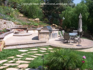 Outdoor Kitchens The Green Scene Chatsworth, CA
